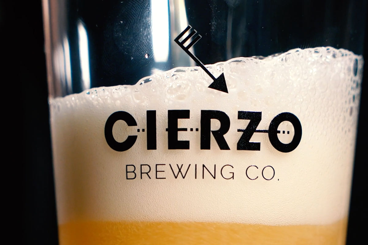 Santiago nos presenta la cerveza artesanar Citra de Cierzo Brewing - Video corporativo para RRSS